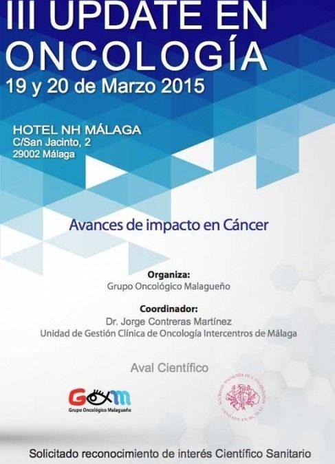 III update en oncología