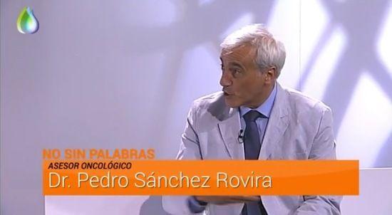 Tratamiento de hipertermia oncológica. Entrevista al Dr. Pedro Sánchez