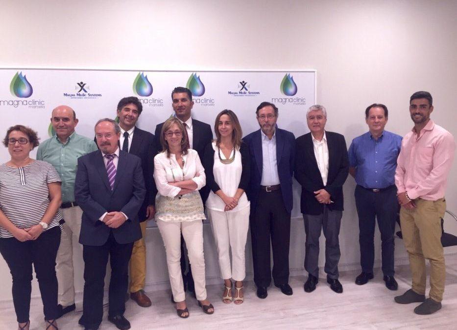 Expertos de toda España se reunen en Marbella para impulsar la hipertermia como tratamiento contra el cáncer