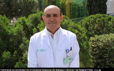 Entrevista a Jorge Contreras sobre la hipertermia en Diario Sur