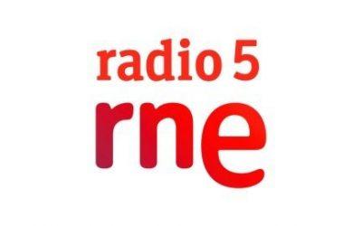 Entrevista sobre hipertermina en RNE Radio 5